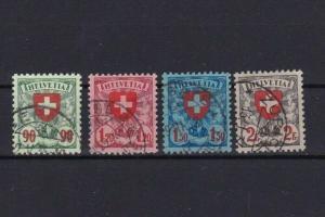 1924  SWITZERLAND STAMPS, CAT £36+  REF  R 1484