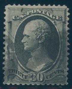 US Scott #143 Used, F, PSE