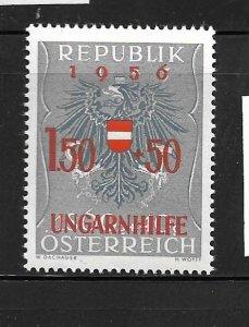 AUSTRIA, B298,  MINT HINGED, ARMS OF AUSTRIA