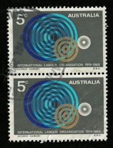 Australia, 5 cents (T-7235)