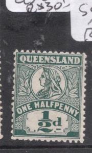 Queensland SG 262 MNH (10dls)