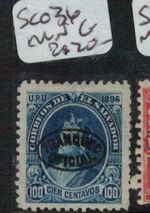 El Salvador SC O36 MNG (7eej)