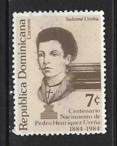 DOMINICAN REPUBLIC 904 VFU Y891-6