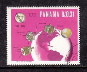Panama Space C351 CTO  VF NH