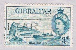 Gibraltar The Rock 3d - pickastamp (AP103405)