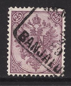 Bosnia 1879  Scott #10 type I used