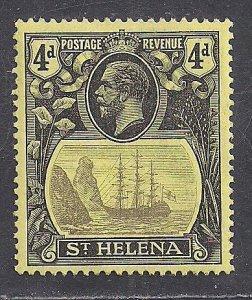 ST. HELENA  SC# 95   VF/MLH