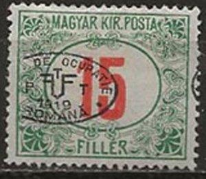 Hungary 2NJ8 m