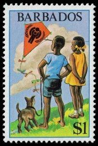 Barbados - Scott 523 - Mint-Never-Hinged