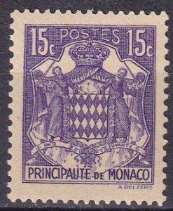 Monaco #150  F-VF Used (S10404)