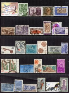 India lot, Used and Used.   (56)