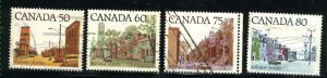 Can #723,723C,724-25   -3   used VF  PD