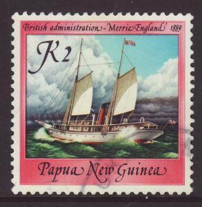 1987 PNG K2 Merrie England F/U