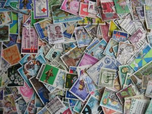 Philippines 250 all ages but mostly older mixture (duplicates,mixed condition)