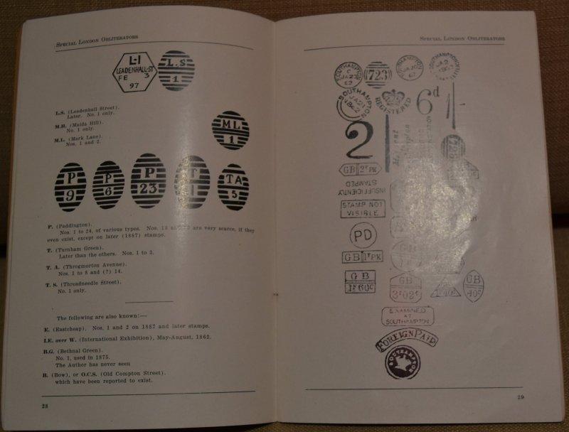Doyle's_Stamps:  Billig's Handbook of Postmarks, Vol. 9, British Postmarks