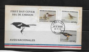 DOMINICAN REPUBLIC STAMP COVER #SEPTQ10