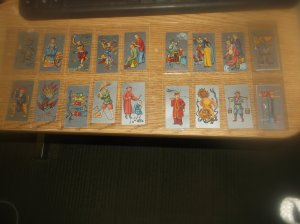 1926 Cavanders Ancient Chinese Cards