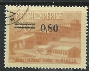 Albania    Scott # 844 - Used