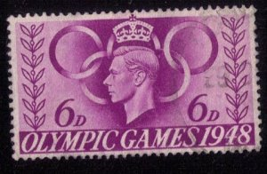 Great Britain Sc #273 MH OLYMPIC GAMES F-VF