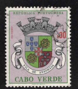 Cabo or Cape Verde Scott 311 Used stamp