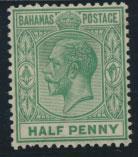 Bahamas SG 115  SC# 70  MLH   see details