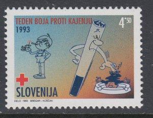 Slovenia RA6 MNH VF