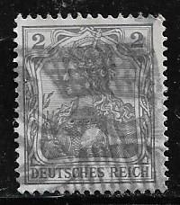 Germany Sc.65c /Mi. 68 Used L102
