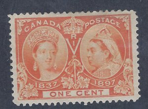 CANADA #51 MNH SCV 75.00  STARTS @ 30% OF CAT VALUE