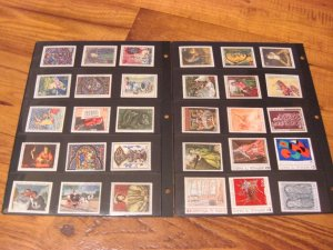 France Stamps Collection of Art / Painting -- (175 Differents) Mint and USED