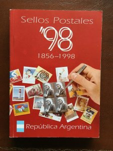 Daniel Teggia Specialized Argentina Catalogue 1856-1998.