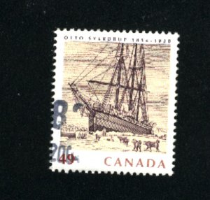 Canada #2026  -1  used VF 2004 PD