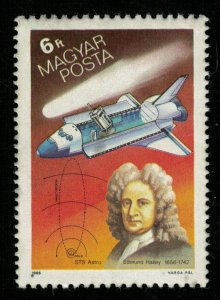 1986, Space, Magyar, 6 Ft (RT-1289)