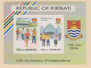 Kiribati Scott #854 Stamp - Mint NH Souvenir Sheet