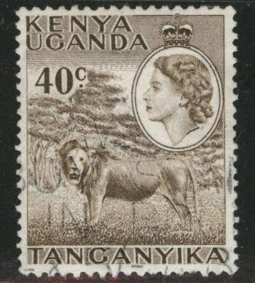 Kenya Uganda and Tanganyika KUT Scott 109 used