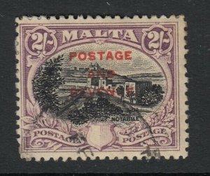 Malta Sc 162 ( Sg 188), Gebraucht