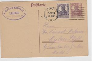 German Postal History Stamps Ref: R4848