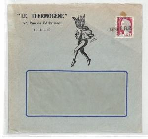 BS16 c1966 France Lille Le Thermogene Cover PTS