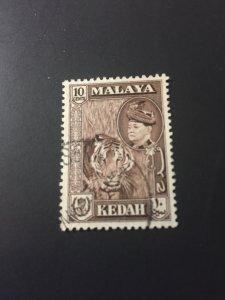 *Malaya Kedah #88u