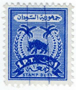 (I.B) Sudan Revenue : Stamp Duty 1pt