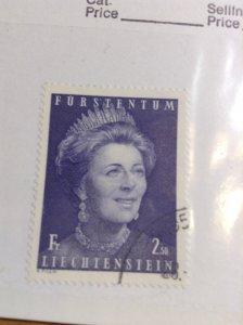 Liechtenstein  #  472  Used