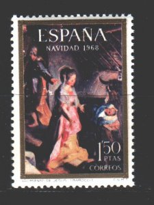 Spain. 1968. 1791. Christmas and New Year. MNH.
