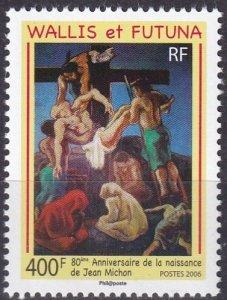 Wallis & Futuna #618  MNH CV $8.00  (Z7886)