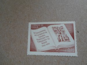 STAMP OF CHILE MINT HINGED. SC# 380