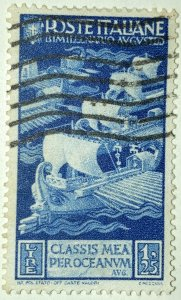 AlexStamps ITALY #384 VF Used