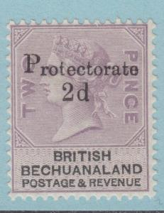 BRITISH BECHUANALAND 61 MINT HINGED OG *  NO FAULTS EXTRA FINE !