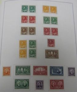 CANADA COLLECTION 1859-1964 on Scott specialty pages Mint & Used Scott $9,774.00