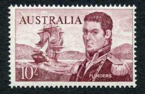 Australia SG358a 10/ Navigator White paper U/M