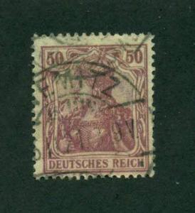 Germany 1920 #125 U SCV(2018)=$2.25