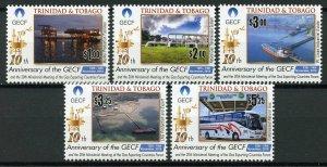 Trinidad & Tobago 2018 MNH GECF Gas Exporting Countries Forum 5v Set Stamps