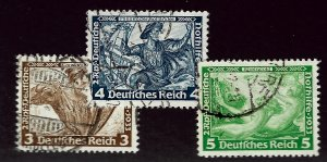 Germany SC B49-B51 Used F-VF...Prices will be rising!!